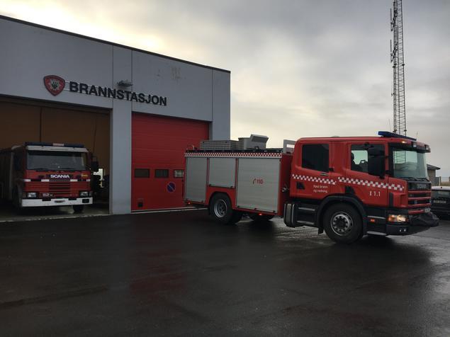 Røst brannstasjon