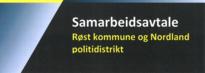 Samarbeidsavtale Røst kommune og Nordland politidistrikt
